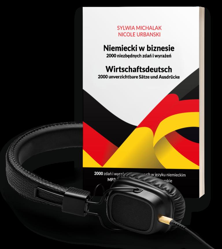 niemiecki w biznesie 2000 niezbednych zdan i wyrazen ksiazka z kursem